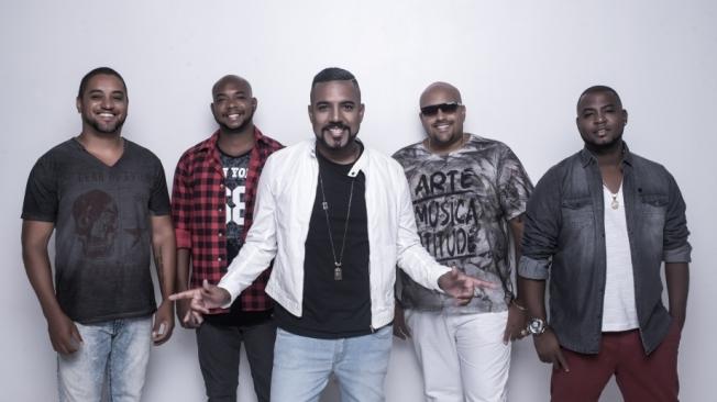 O Grupo Clareou promete tocar seus sucessos no show de Bangu
