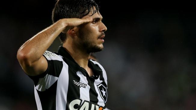 O 'General' Igor Rabello vai deixar o Botafogo: só não se sabe ainda se para o exterior ou para o Atlético-MG