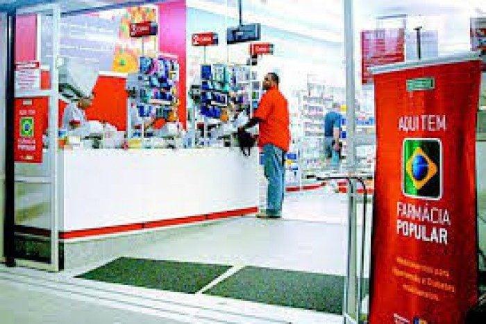 Farmácia Popular oferece descontos aos clientes
