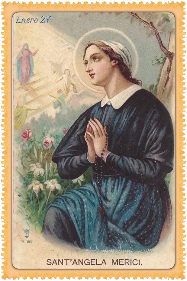 santa angela de merici