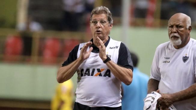 Oswaldo de Oliveira - RIO BRANCO / ACRE / BRASIL (07.02.2018) - Atl�tico AC x Atl�tico na Arena da Floresta pela Copa do Brasil 2018
