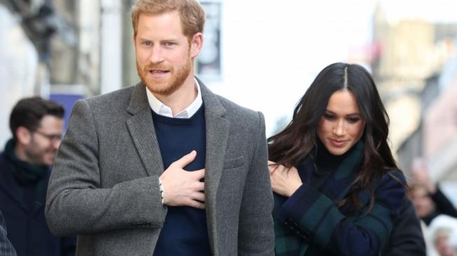 Príncipe Harry deixa de beber no Réveillon para poupar Meghan