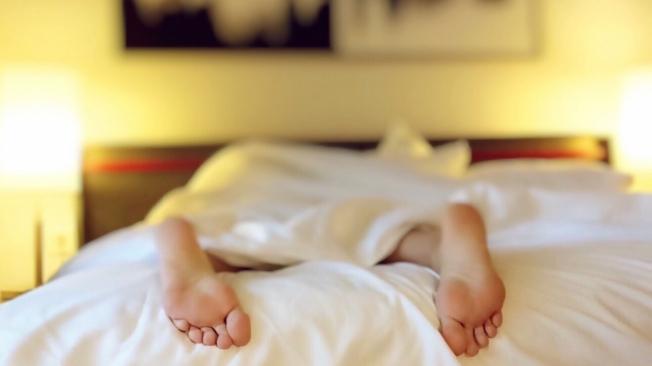 Você seria capaz de passar dois meses deitado?