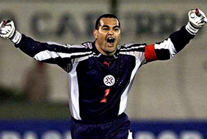 Ex-goleiro paraguaio Chilavert