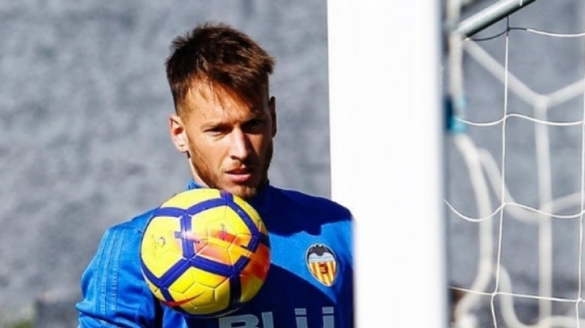 Neto, goleiro do Valencia-ESP