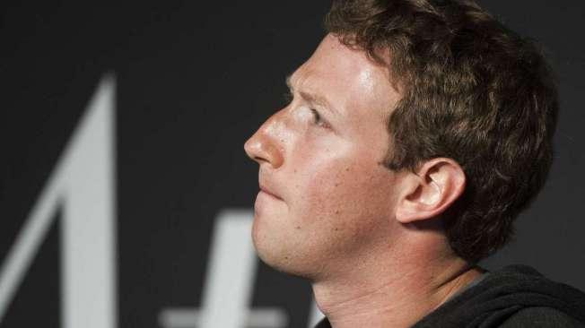 Zuckerberg reconhece falha