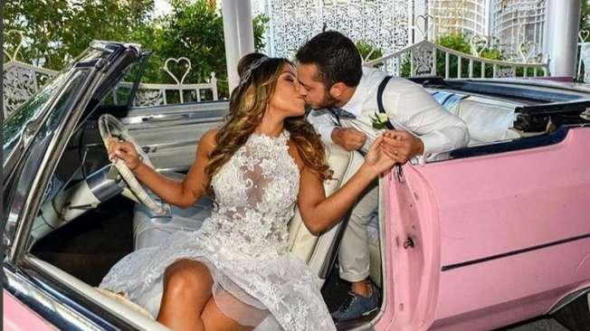 Andressa Ferreira e Thammy se casam em Las Vegas