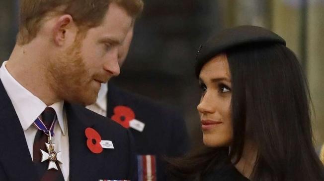 Harry e Meghan n�o sair�o em lua de mel logo ap�s o casamento