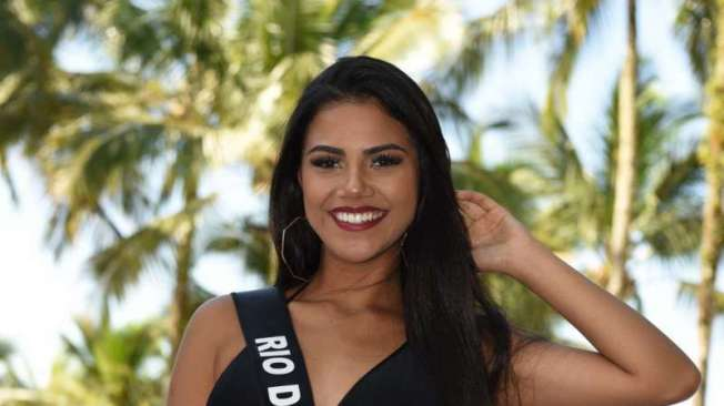 Amanda, miss Rio de Janeiro