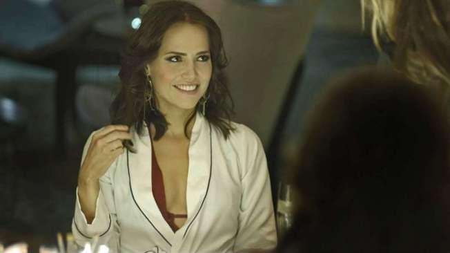 Rosa dará uma piradinha e ficará deslumbrada, aposta Letícia Colin
