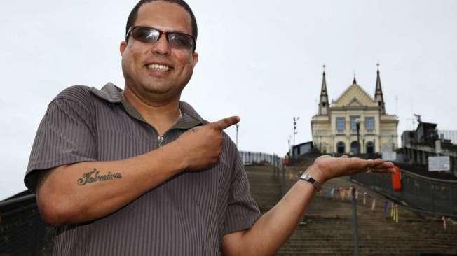 Gutemberg sonha comprar casa para morar com a fam�lia na Penha