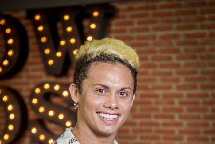 Silvero Pereira no 'Show dos Famosos'