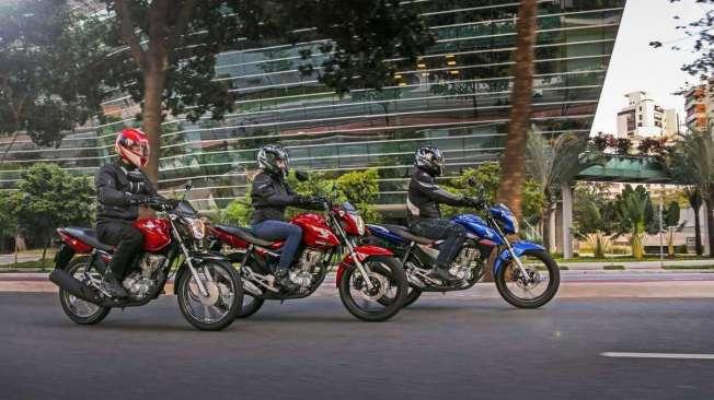 A Honda foi a marca que mais emplacou motos nos sete primeiros meses do ano. Segundo a associa��o dos fabricantes, as vendas representaram 79,5% do total