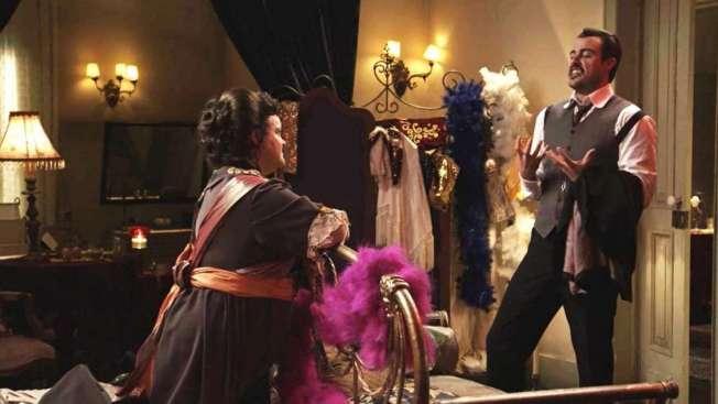 Madame Ivete e Oleg�rio
