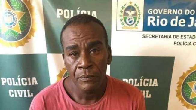 Delphino foi preso na Zona Sul