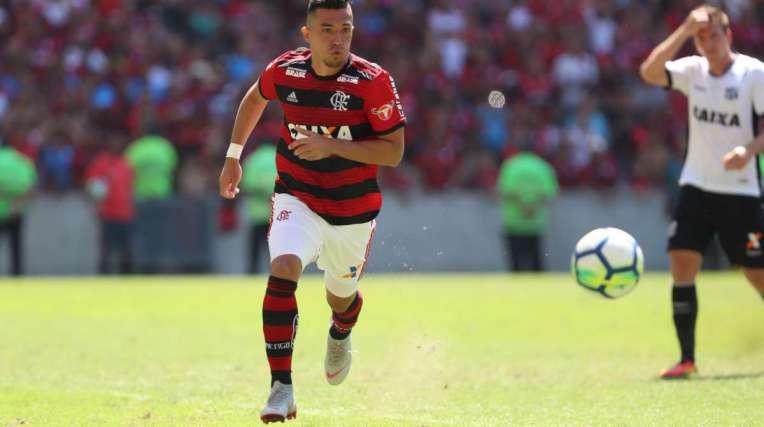 Uribe, do Flamengo