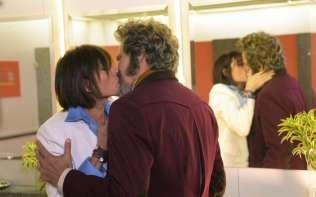 Vai rolar beijo!