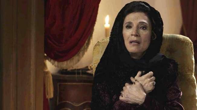 Lady Margareth é internada, em