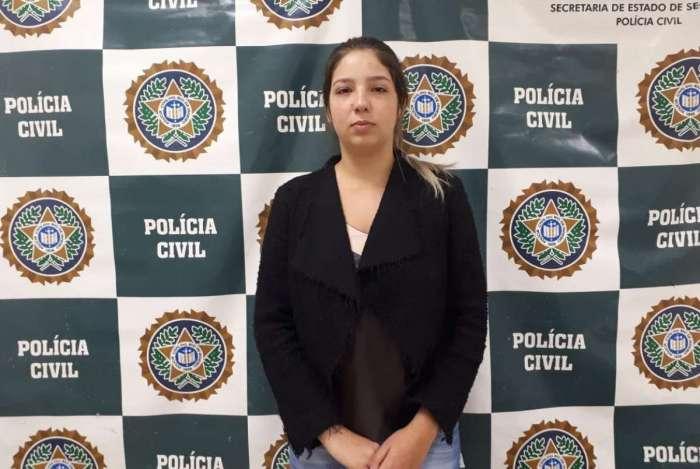 Ana Paula foi presa em flagrante