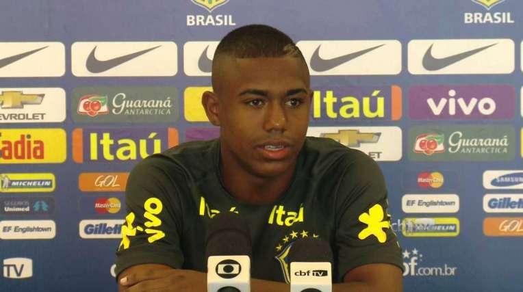 Malcom, Seleção Brasileira