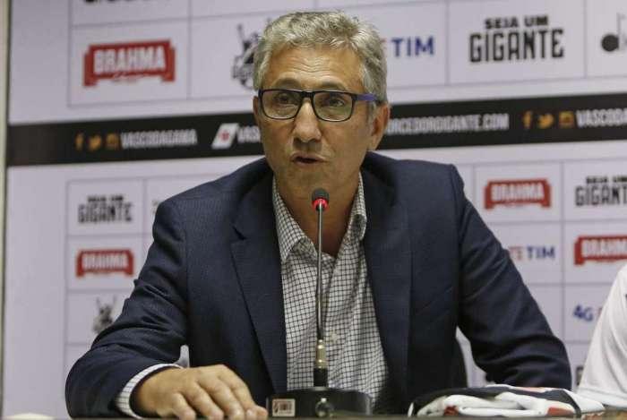 Alexandre Campello: 'Esse movimento fortalece bastante o clube'