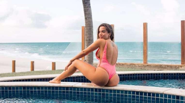Anitta no Ceará