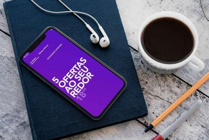 O aplicativo O-FERTA traz promoções e fidelidade para o celular