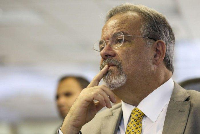Ex-ministro da Defesa e Segurança do governo Michel Temer, Raul Jungmann