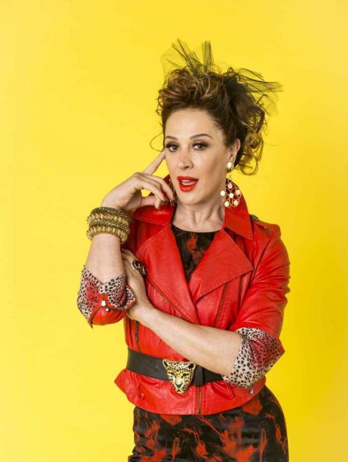 Claudia Raia será Lidiane, uma ex-atriz de pornochanchada