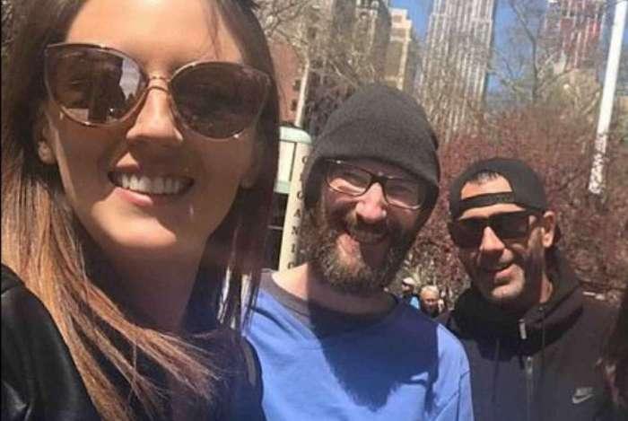 Kate McClure, Johnny Bobbit e Mark D'Amico viraram celebridades