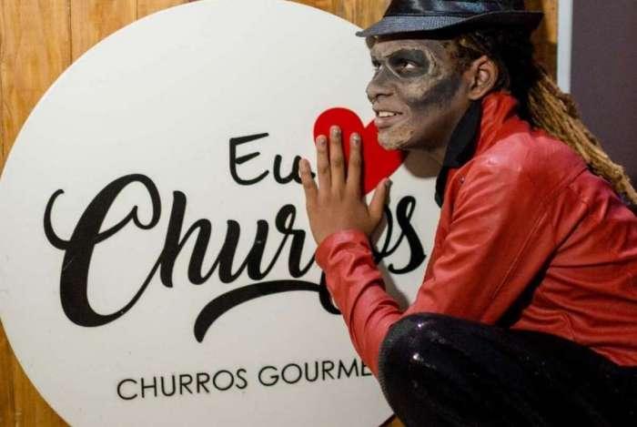 Serginho Rufino (Carlito de Mister Brau) comemora seu aniversário