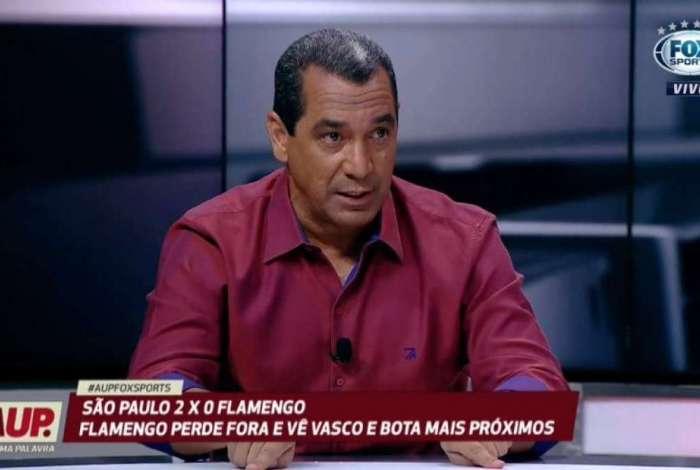 Zinho, ex-jogador do Flamengo