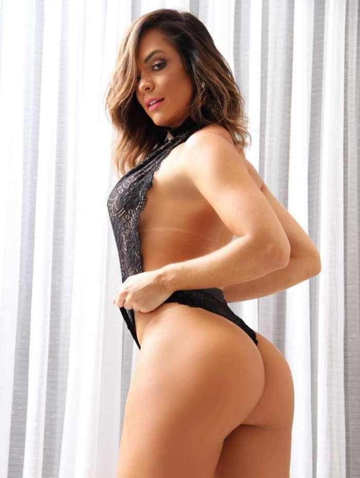 Denise Dias - lingerie da virada