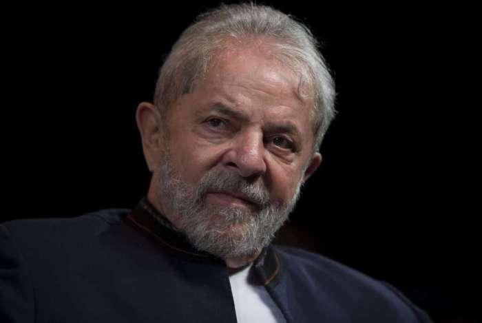 O ex-presidente Lula está preso desde abril do ano passado