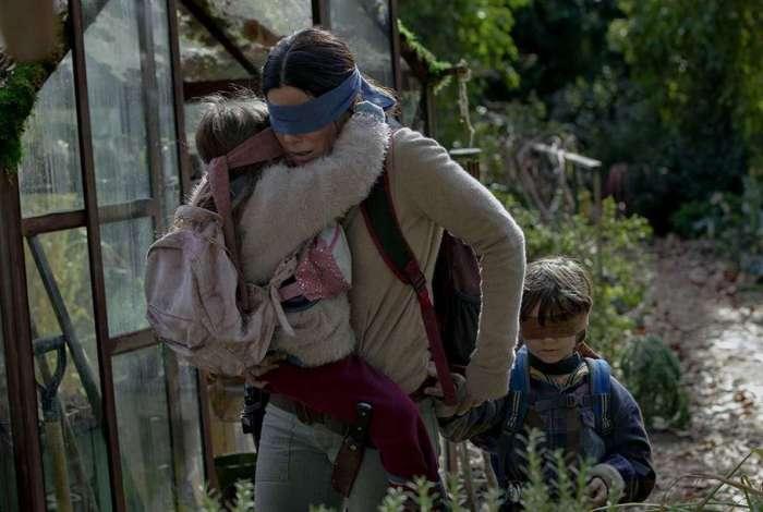 Sandra Bullock é a protagonista de Bird Box