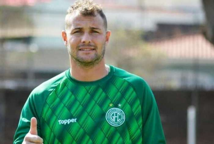 Agenor, goleiro do Guarani