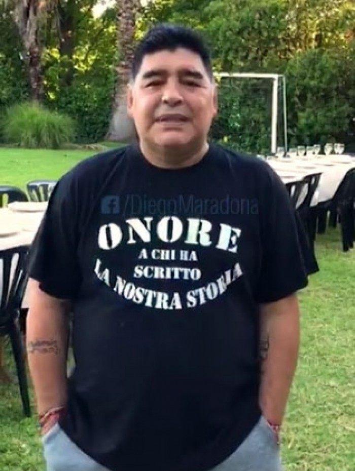 Diego Maradona morreu aos 60 anos