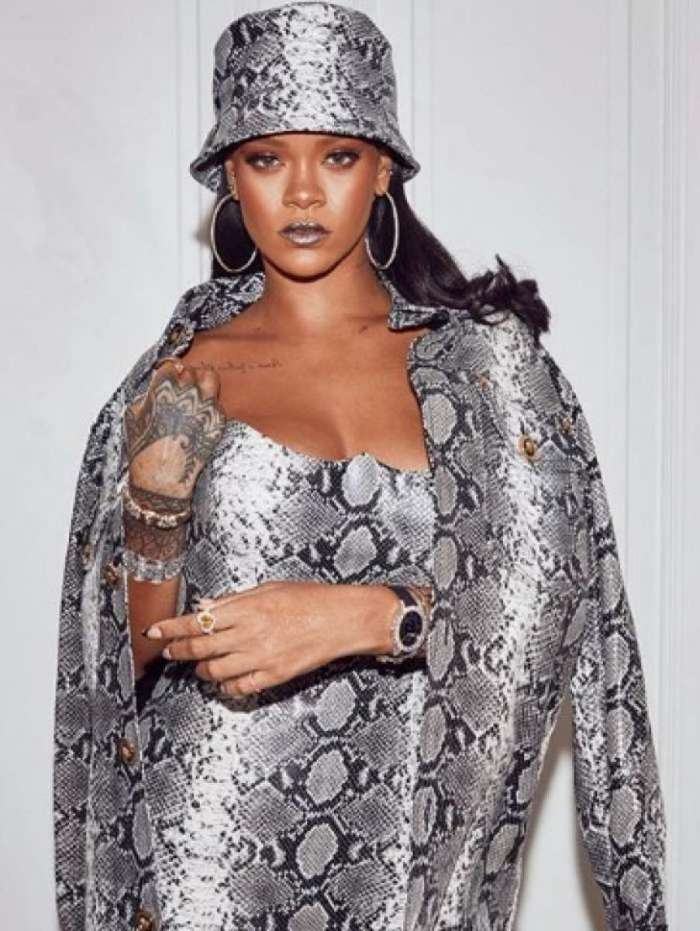 Rihanna doou cerca de R$ 25 milhões para o combate ao novo coronavírus