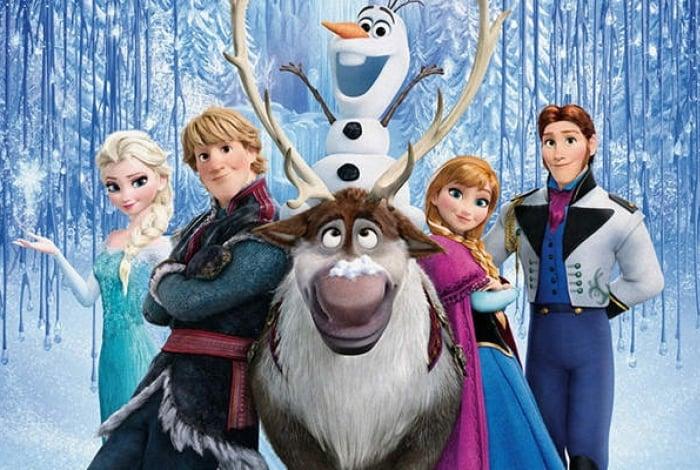 Olaf, conhecido boneco de neve, interpretado pelo ator Greg Hildreth, sofrerá mudanças