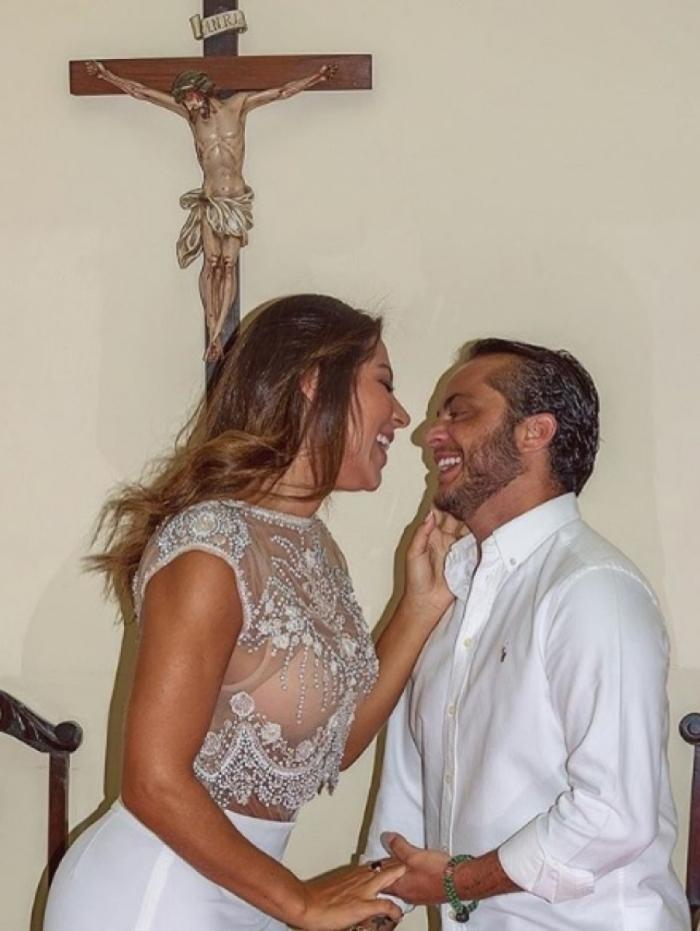 Thammy e Andressa estão juntos há cinco anos