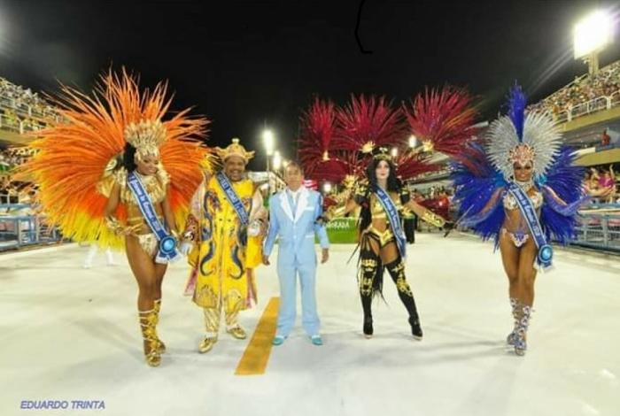 Corte Real do Carnaval de 2018