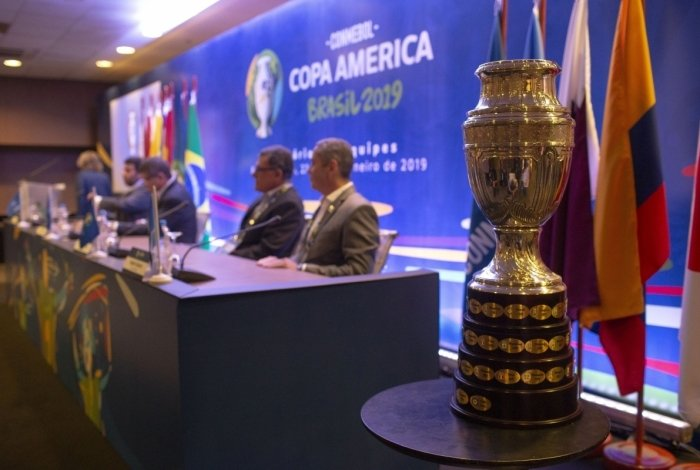 A cobiçada Copa América tem o Uruguai como maior vencedor