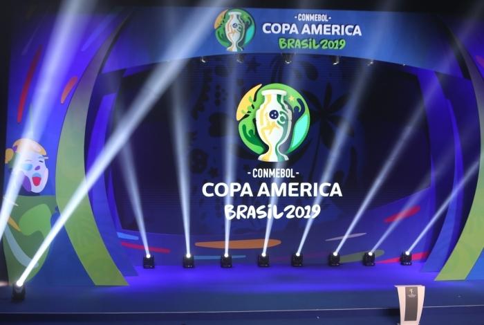 A Copa América de 2019 será realizada no Brasil de 14 de junho a 7 de julho
