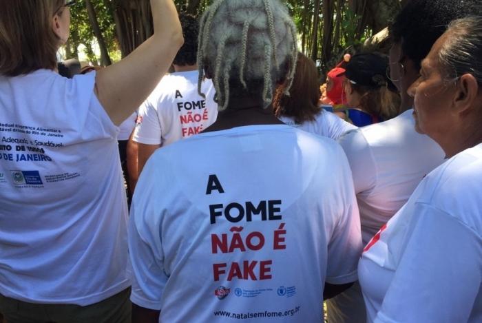 Grupo pede pela volta do Consea