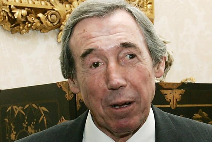 Gordon Banks morreu aos 81 anos