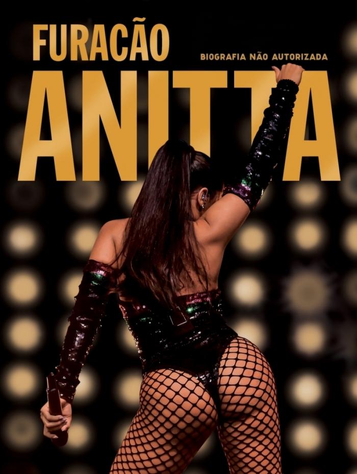 Capa da biografia da Anitta