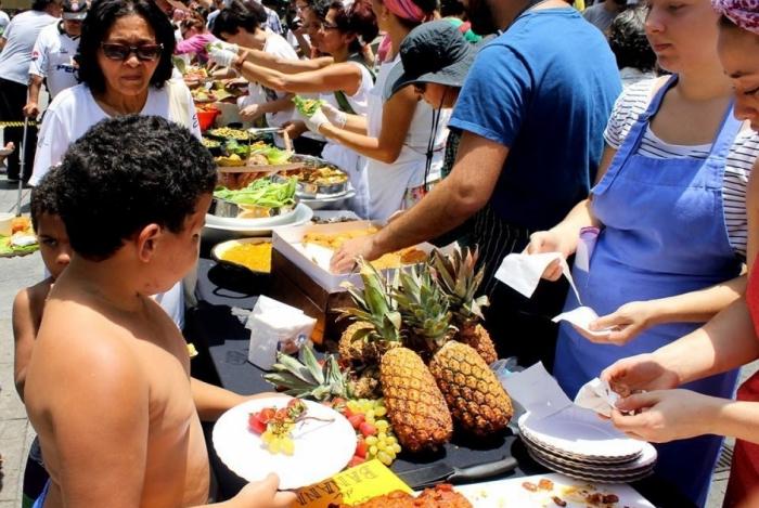 Brasil terá Banquetaço em várias cidades na quarta-feira