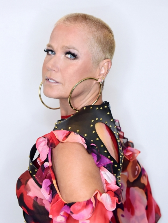 Xuxa brilha no comando do reality show musical 'The Four Brasil'