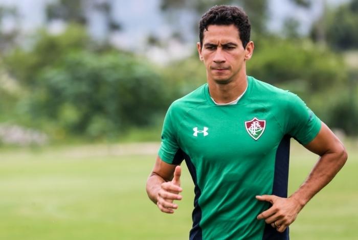 O Fluminense conseguiu transferir o jogo para o Maracanã por conta da estreia de Ganso