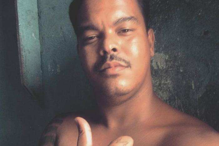 Ediego Medeiros, filho do traficante Uê, foi morto a tiros.